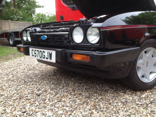 1985 Ford Capri 2.8i Special 65k Miles For Sale (picture 1 of 6)