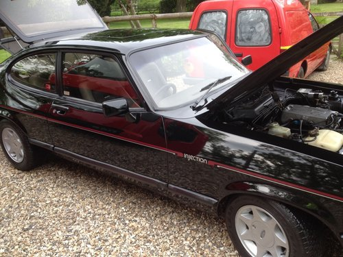 1985 Ford Capri 2.8i Special 65k Miles For Sale (picture 2 of 6)