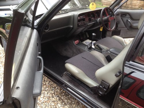 1985 Ford Capri 2.8i Special 65k Miles For Sale (picture 4 of 6)