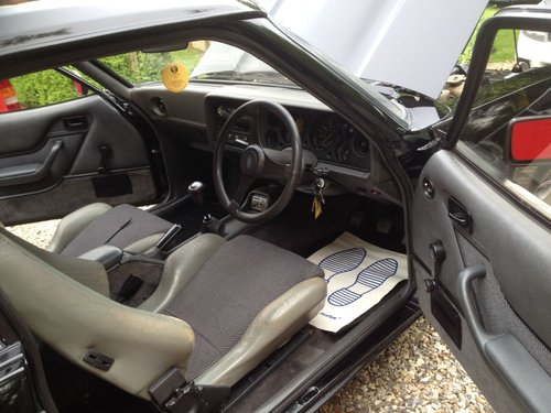 1985 Ford Capri 2.8i Special 65k Miles For Sale (picture 5 of 6)