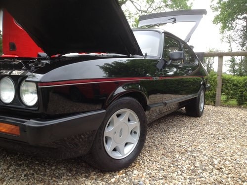 1985 Ford Capri 2.8i Special 65k Miles For Sale (picture 6 of 6)