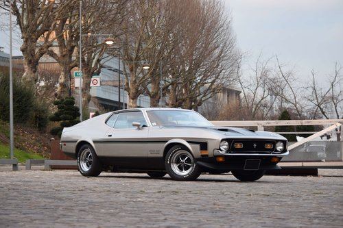 1971 Ford Mustang Boss  351 - No reserve For Sale (picture 1 of 1)