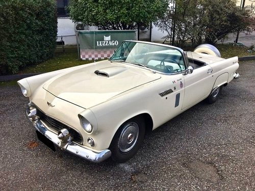 1956 FORD THUNDERBID S1 RAN MILLE MIGLIA 2018 For Sale (picture 1 of 6)