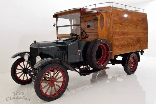 1920 Ford Model T Panel Wagon Truck For Sale (picture 1 of 6)