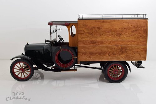 1920 Ford Model T Panel Wagon Truck For Sale (picture 2 of 6)