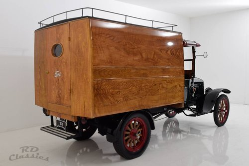 1920 Ford Model T Panel Wagon Truck For Sale (picture 3 of 6)