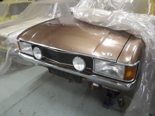 1973 Ford GRANADA PERANA V8 Auto RHD For Sale (picture 1 of 6)