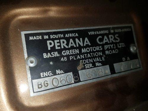 1973 Ford GRANADA PERANA V8 Auto RHD For Sale (picture 3 of 6)