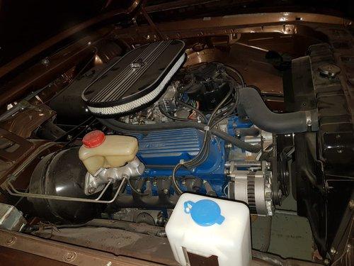 1973 Ford GRANADA PERANA V8 Auto RHD For Sale (picture 4 of 6)