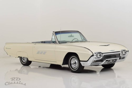 1963 Ford Thunderbird Convertible For Sale (picture 2 of 6)