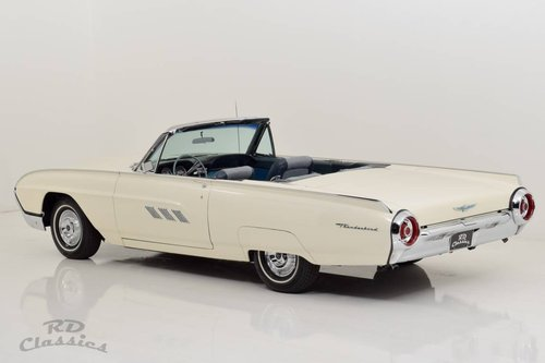 1963 Ford Thunderbird Convertible For Sale (picture 3 of 6)