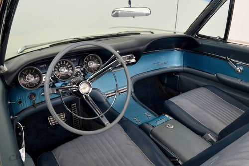 1963 Ford Thunderbird Convertible For Sale (picture 6 of 6)
