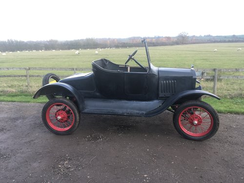1925 Model T Ford Roadster For Sale (picture 2 of 2)