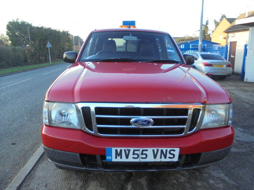 2005 4 DOOR PICK UP 4X4 WITH HIGH LOW RANGE TOW BAR AIR/CON For Sale (picture 2 of 6)