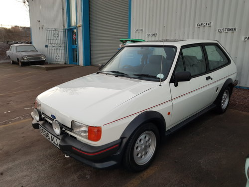 1986 Ford Fiesta XR2 - 47k For Sale (picture 1 of 6)
