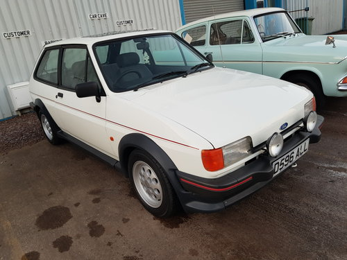 1986 Ford Fiesta XR2 - 47k For Sale (picture 2 of 6)