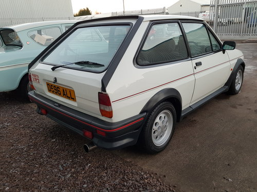 1986 Ford Fiesta XR2 - 47k For Sale (picture 3 of 6)