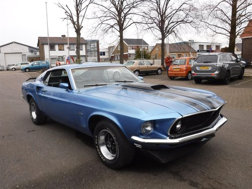 1969 Ford Mustang Fastback for sale For Sale (picture 1 of 6)