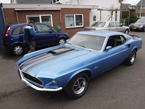 1969 Ford Mustang Fastback for sale For Sale (picture 2 of 6)