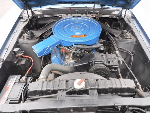 1969 Ford Mustang Fastback for sale For Sale (picture 4 of 6)