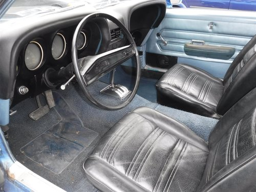 1969 Ford Mustang Fastback for sale For Sale (picture 5 of 6)