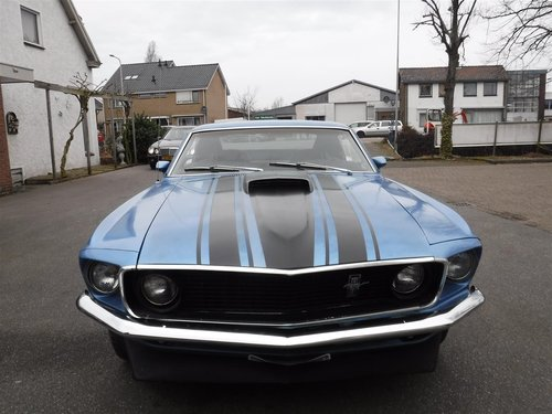 1969 Ford Mustang Fastback for sale For Sale (picture 6 of 6)