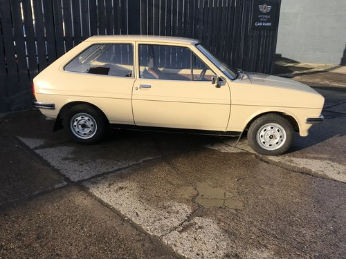 1979 FORD FIESTA 1.1L hatchback *41000*MILES NEW SOLD (picture 2 of 6)