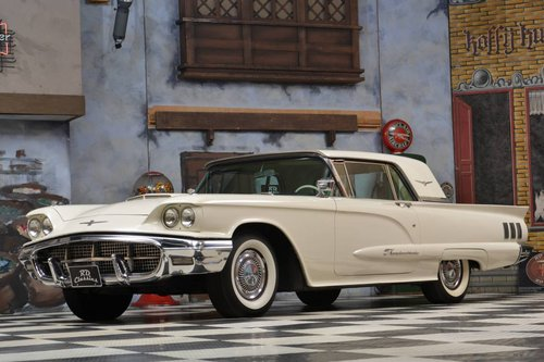 1960 Ford Thunderbird Square Bird Coupe  For Sale (picture 1 of 6)