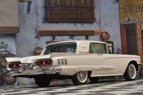 1960 Ford Thunderbird Square Bird Coupe  For Sale (picture 2 of 6)