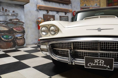 1960 Ford Thunderbird Square Bird Coupe  For Sale (picture 3 of 6)