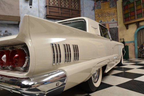 1960 Ford Thunderbird Square Bird Coupe  For Sale (picture 5 of 6)