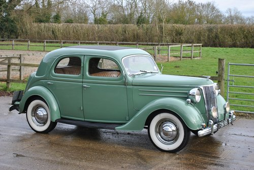 Ford Pilot V8 Flat Head 1951 Classic Car SOLD (picture 1 of 6)