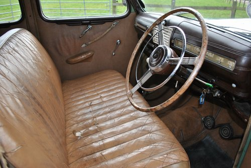 Ford Pilot V8 Flat Head 1951 Classic Car SOLD (picture 4 of 6)