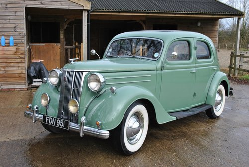 Ford Pilot V8 Flat Head 1951 Classic Car SOLD (picture 2 of 6)