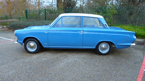 1966 FORD CORTINA MK1 1500 For Sale (picture 2 of 6)