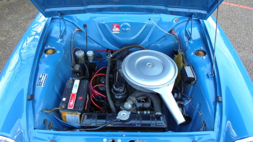 1966 FORD CORTINA MK1 1500 For Sale (picture 3 of 6)