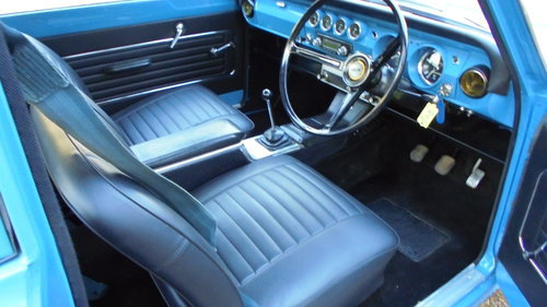 1966 FORD CORTINA MK1 1500 For Sale (picture 4 of 6)