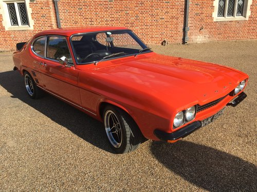 1974 STUNNING CAPRI MK1 RS3100 RECREATION/ SORRY NOW SO For Sale (picture 1 of 6)