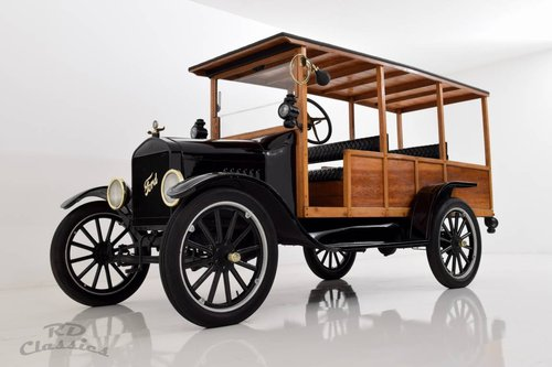 1914 Ford Model T DepotHack For Sale (picture 1 of 6)