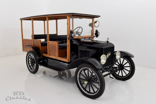 1914 Ford Model T DepotHack For Sale (picture 2 of 6)