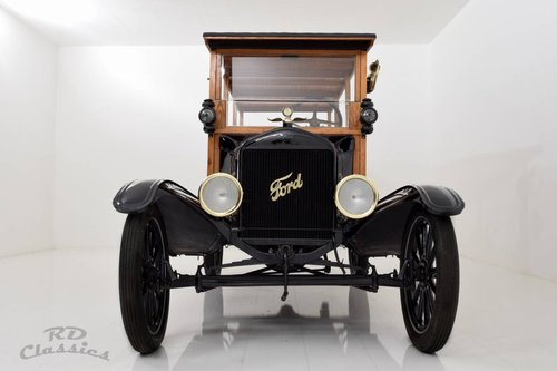 1914 Ford Model T DepotHack For Sale (picture 3 of 6)