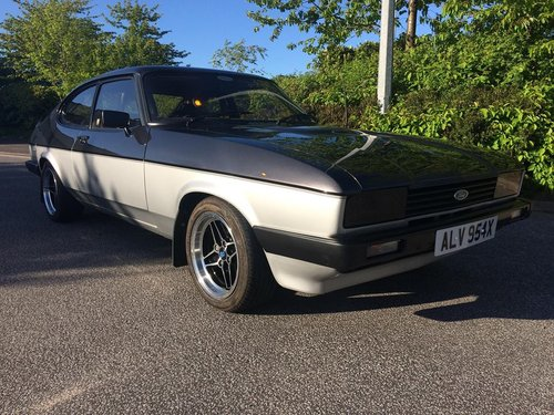 1981 ford capri calypso 2 owners from new For Sale (picture 1 of 6)
