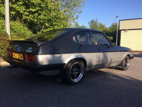 1981 ford capri calypso 2 owners from new For Sale (picture 3 of 6)