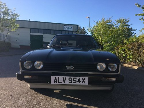 1981 ford capri calypso 2 owners from new For Sale (picture 6 of 6)