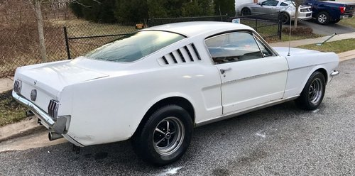 1966 Ford Mustang Fastback with new floors For Sale (picture 6 of 6)