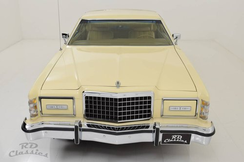 1977 Ford LTD Absolut Original Zustand! / 17.279 Miles! For Sale (picture 1 of 6)
