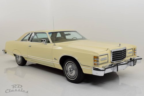 1977 Ford LTD Absolut Original Zustand! / 17.279 Miles! For Sale (picture 2 of 6)