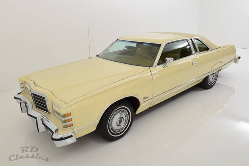 1977 Ford LTD Absolut Original Zustand! / 17.279 Miles! For Sale (picture 3 of 6)