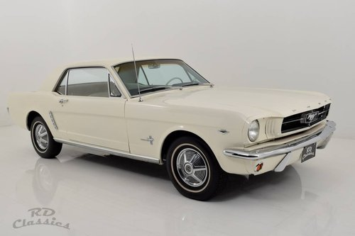 1965 Ford Mustang Coupe / Top Restauriert For Sale (picture 2 of 6)
