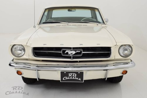 1965 Ford Mustang Coupe / Top Restauriert For Sale (picture 3 of 6)